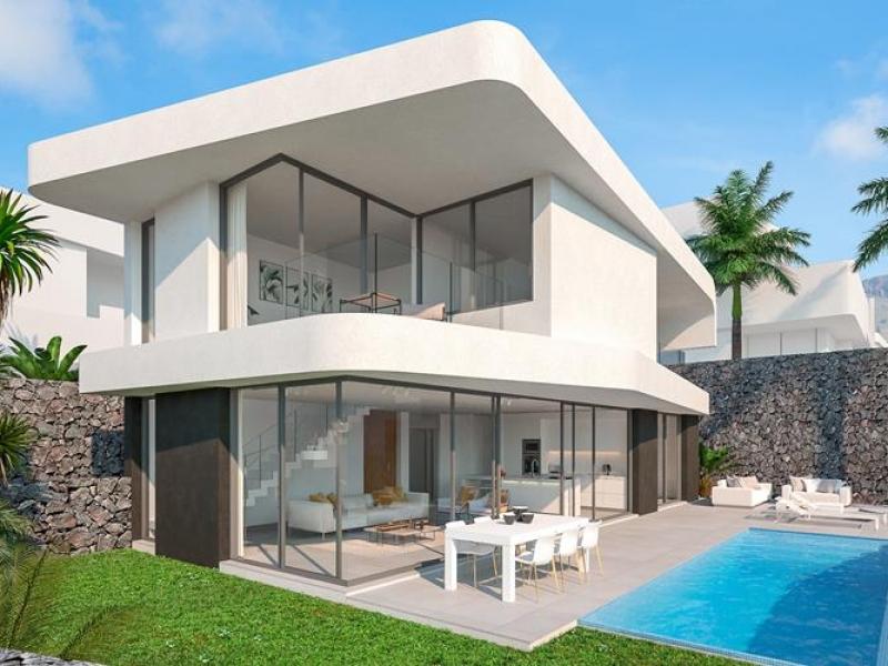4: 3 bedroom Villa property for sale in Callao Salvaje, Tenerife, €940,000